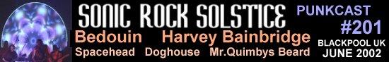 Sonic Rock Solstice 2002 - punkcast 201