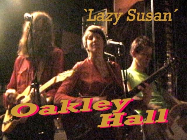 oakley hall cd
